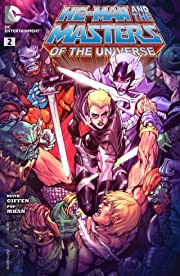 He-Man and the Masters of the Universe (2013-2014) #2