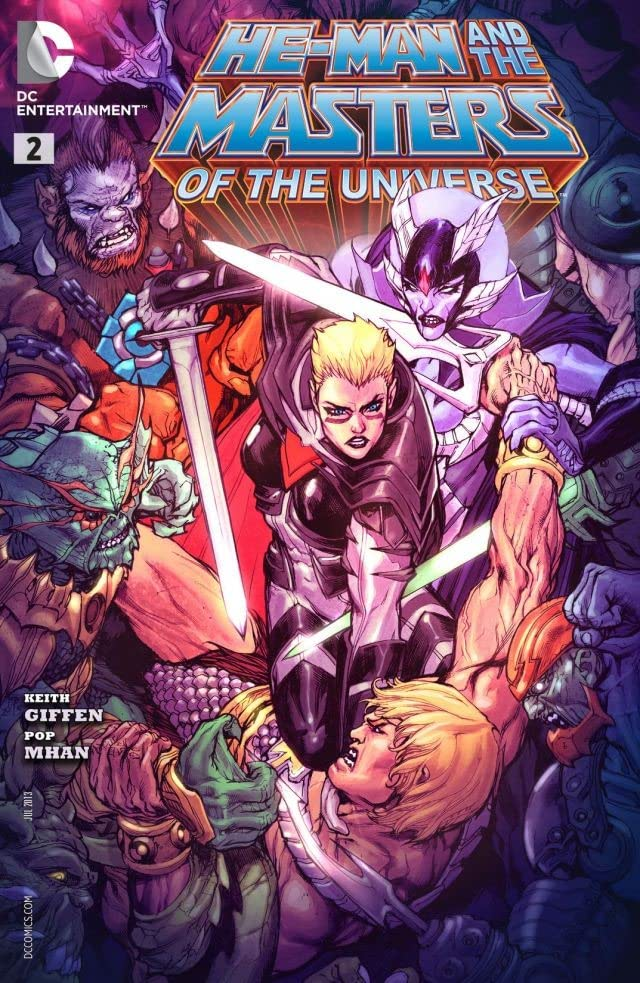 He-Man and the Masters of the Universe (2013-) #2