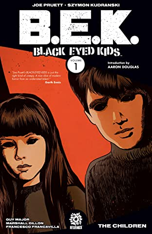 Black-Eyed Kids Vol. 1