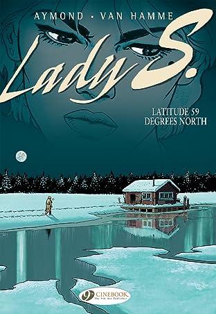 Lady S. Tome 2: Latitude 59 Degrees North