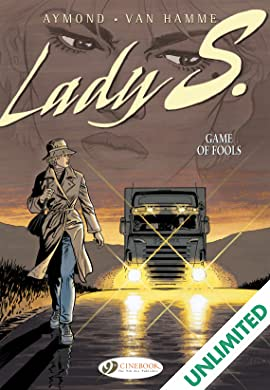 Lady S. Vol. 3: Game of Fools