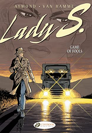 Lady S. Tome 3: Game of Fools