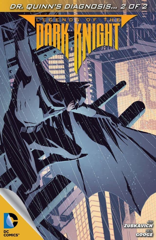 Legends of the Dark Knight (2012-) #50