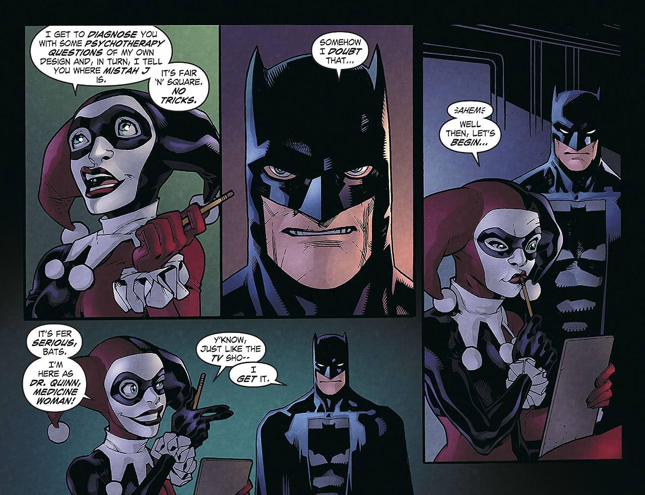 Legends of the Dark Knight (2012-2015) #50