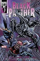 Black Panther (2005-2008) #12