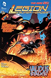 Legion of Super-Heroes (2011-2013) #20