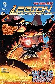 Legion of Super-Heroes (2011-2013) #20