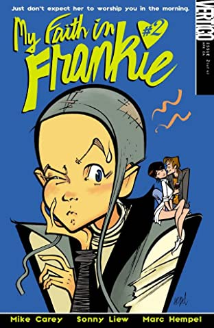My Faith in Frankie #2 (of 4)
