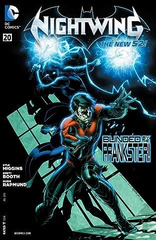 Nightwing (2011-2014) #20