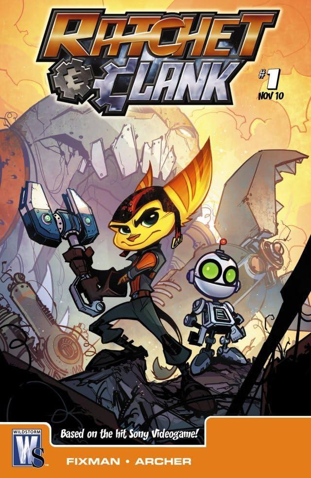 Ratchet & Clank #1 (of 6)