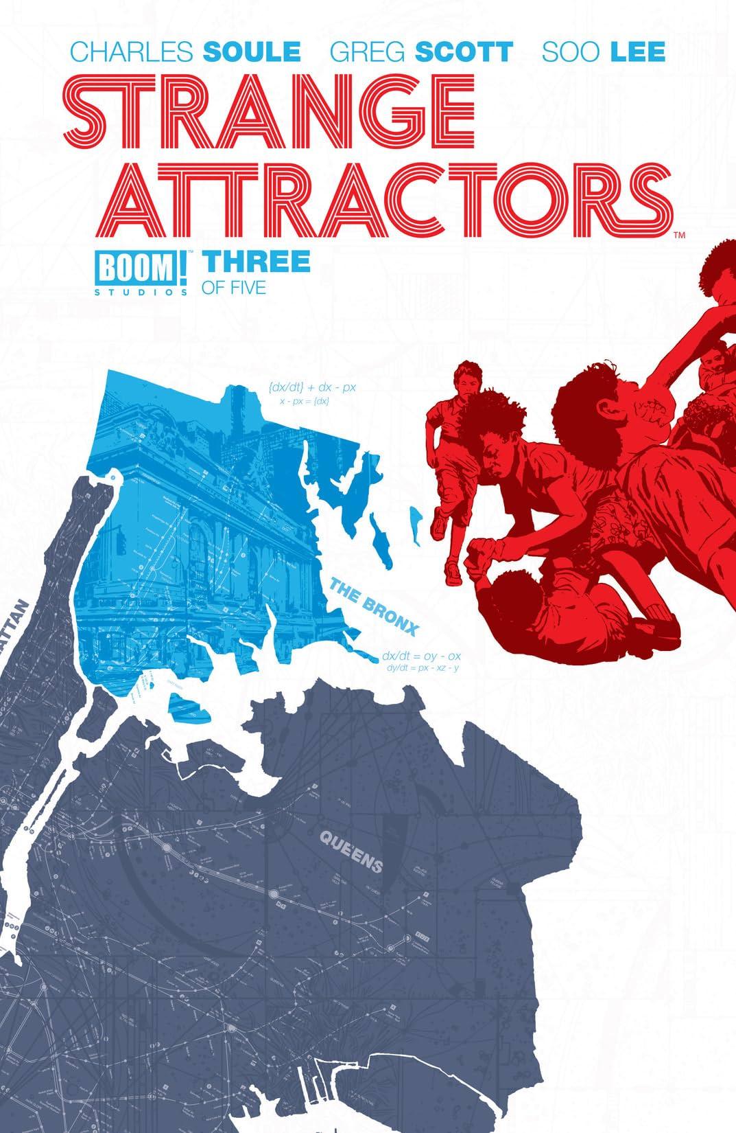 Strange Attractors (2016) #3