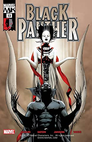 Black Panther (2005-2008) No.13
