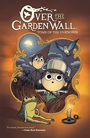 Over The Garden Wall (2015)