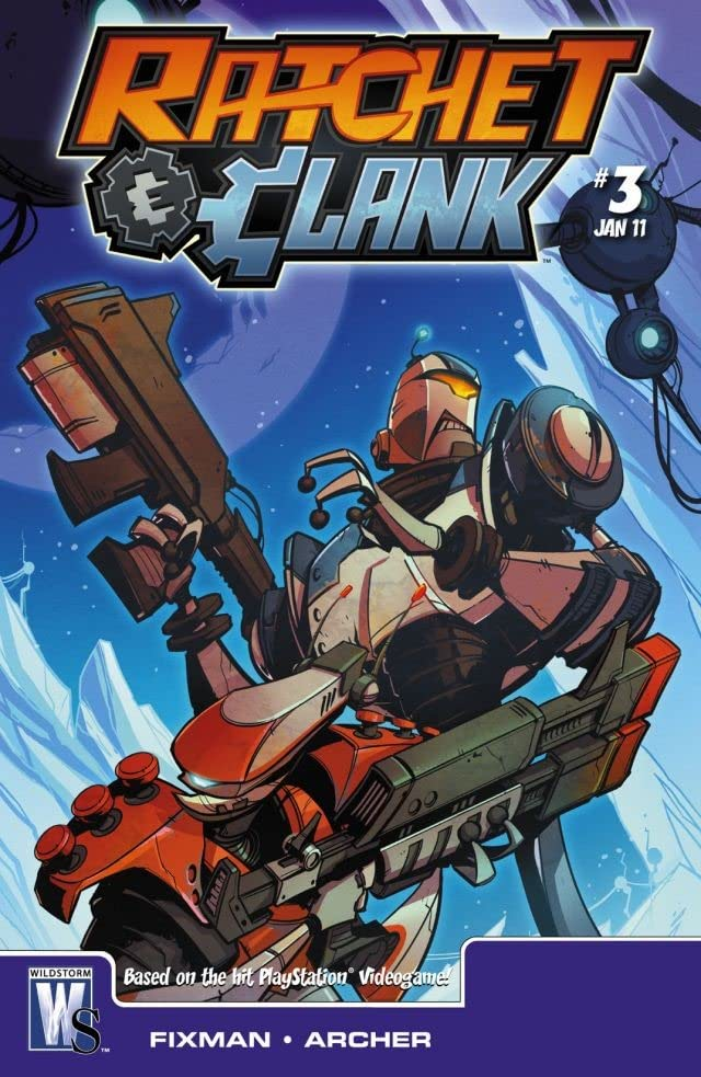 Ratchet & Clank #3