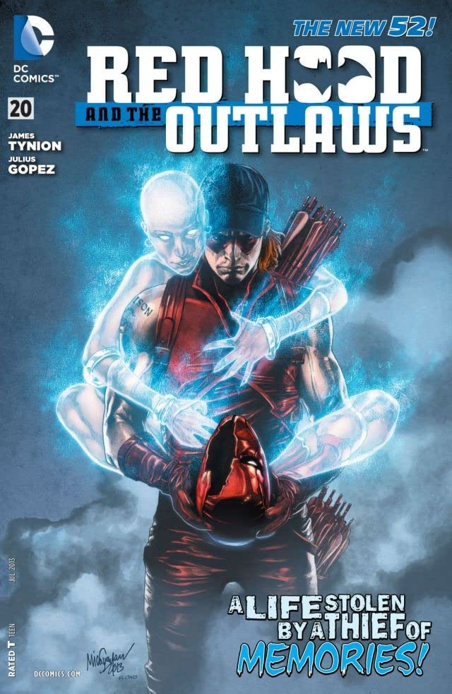 Red Hood and the Outlaws (2011-2015) #20