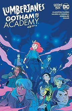 Lumberjanes/Gotham Academy #3 (of 6)