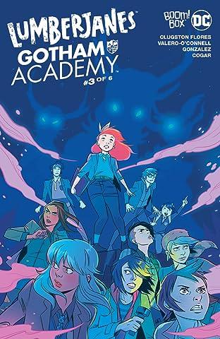 Lumberjanes/Gotham Academy No.3 (sur 6)