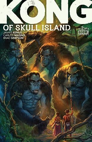 Kong of Skull Island No.2
