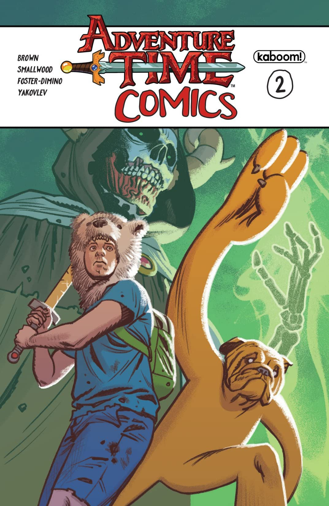 Adventure Time Comics #2
