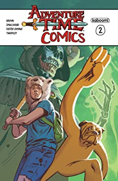 Adventure Time Comics No.2