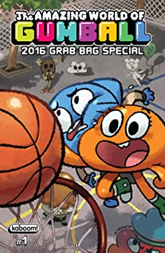 The Amazing World of Gumball 2016 Grab Bag