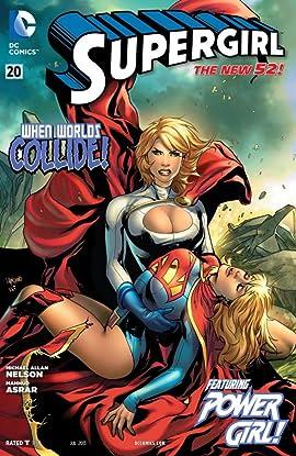 Supergirl (2011-2015) #20