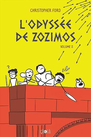 L'Odyssée de Zozimos Vol. 2