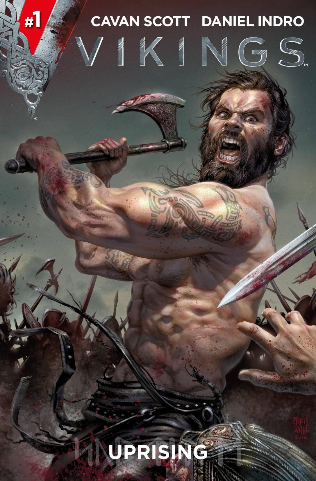 Vikings: Uprising #1