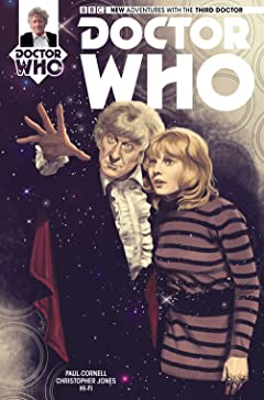 Doctor Who: The Third Doctor #2