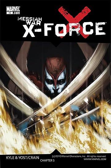 X-Force (2008-2012) #15