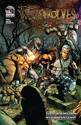Grimm Fairy Tales: Werewolves: The Hunger #1