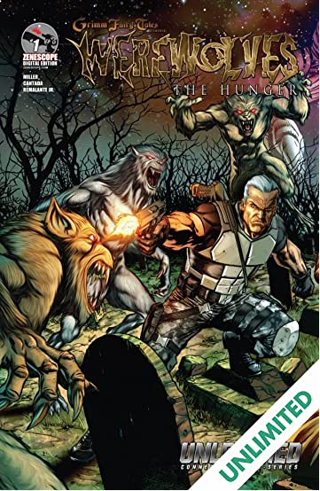 Unleashed: Werewolves The Hunger #1 (of 3)