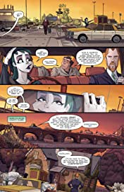 Ghostbusters International #7