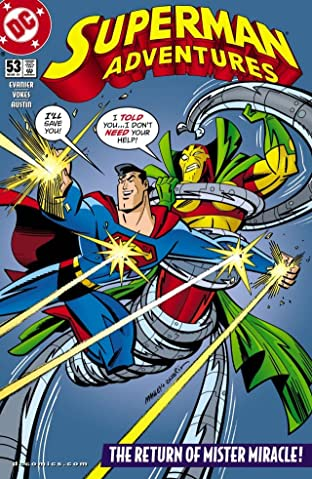 Superman Adventures (1996-2002) #53