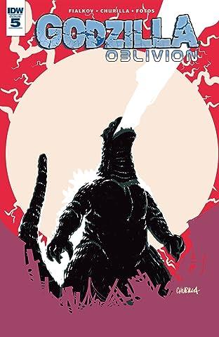 Godzilla: Oblivion #5 (of 5)