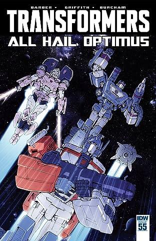 Transformers (2011-) #55