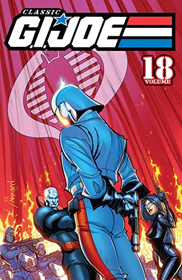 G.I. Joe: Classics Tome 18