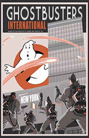Ghostbusters International Tome 1