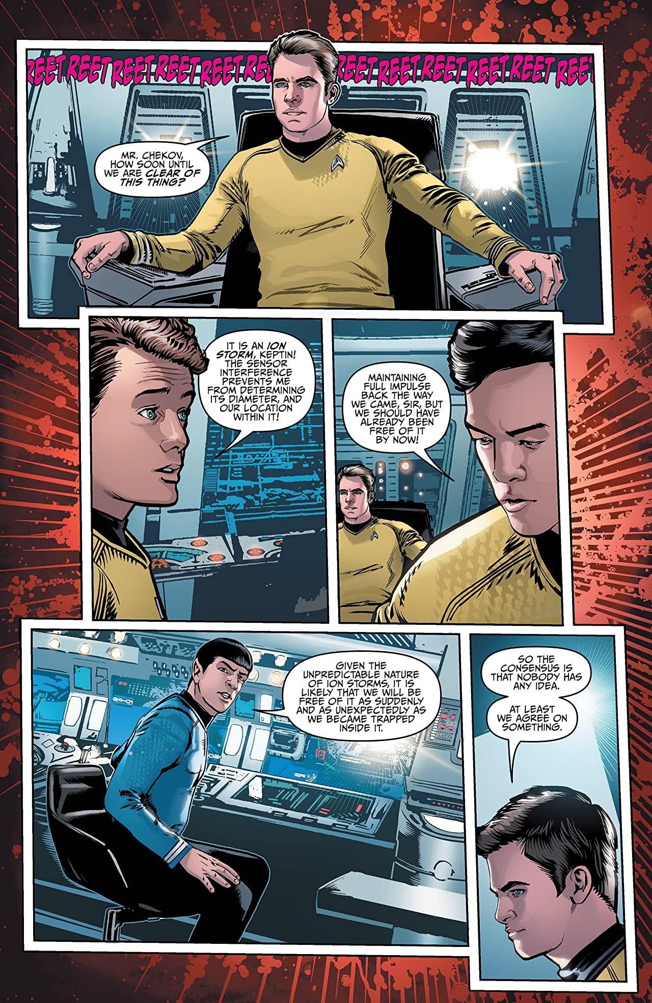 Star Trek (2011-2016) Vol. 12
