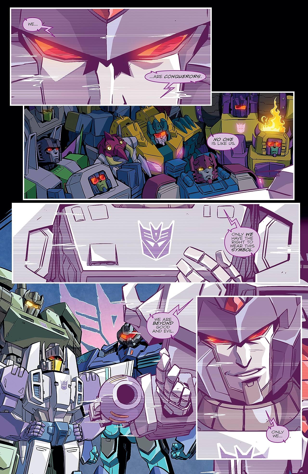Transformers (2011-) Vol. 9