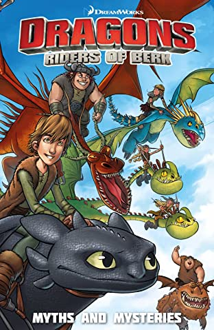 Dragons: Riders of Berk Vol. 3: Myths & Mysteries