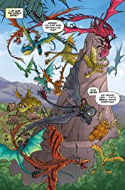 Dragons: Riders of Berk Vol. 3: Myths & Mysteries
