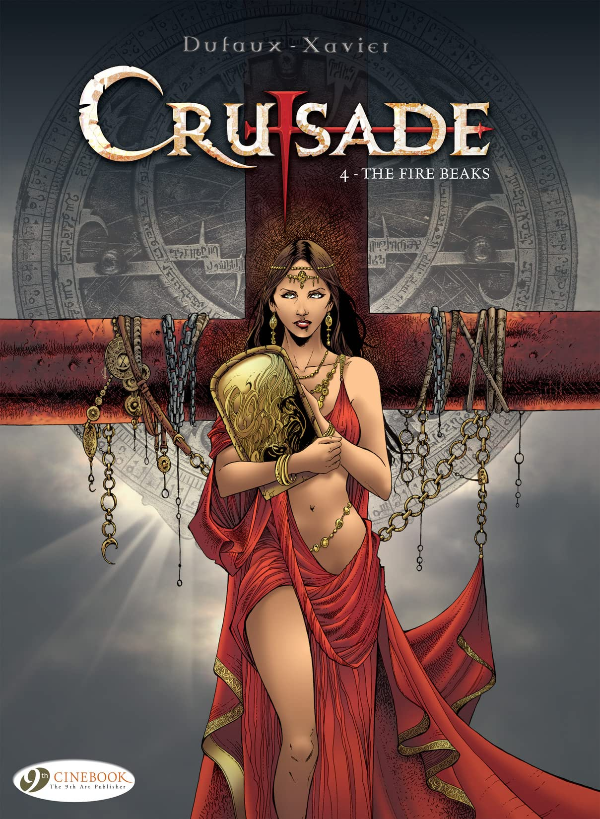 Crusade Vol. 4: The Fire Beaks