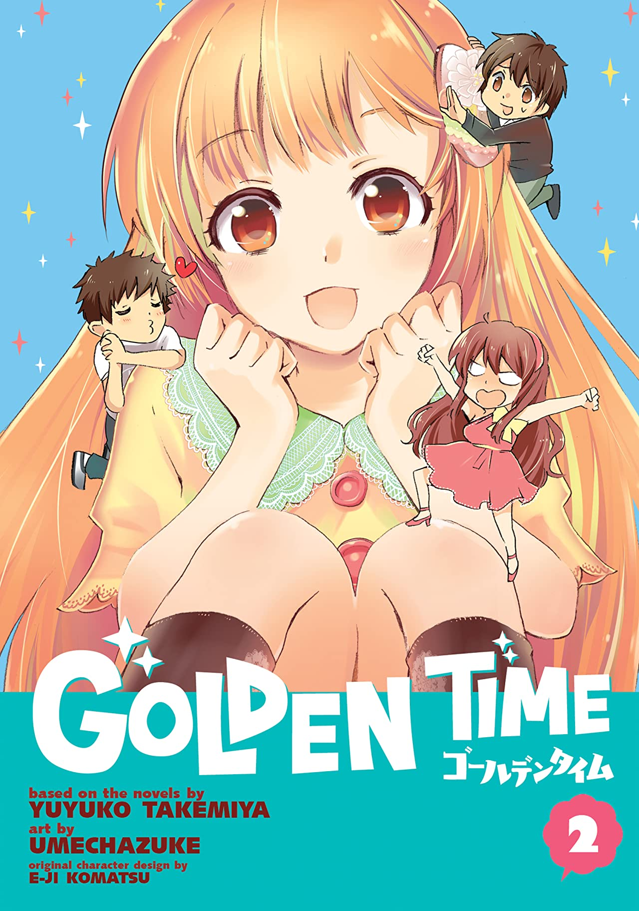 Golden Time Vol. 2