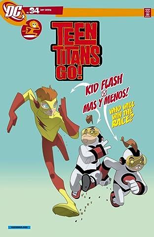 Teen Titans Go! (2004-2008) #34