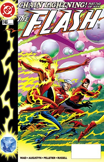 The Flash (1987-2009) #146
