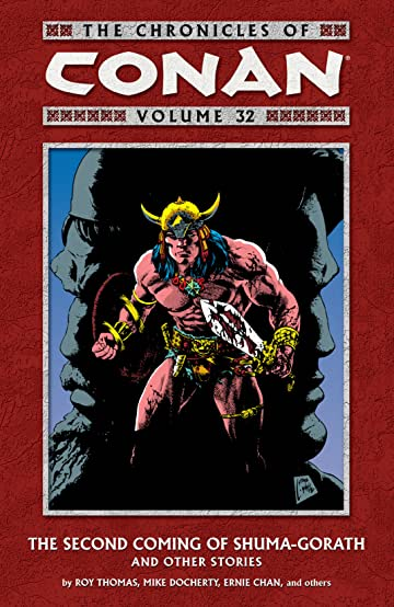 Chronicles of Conan Vol. 32
