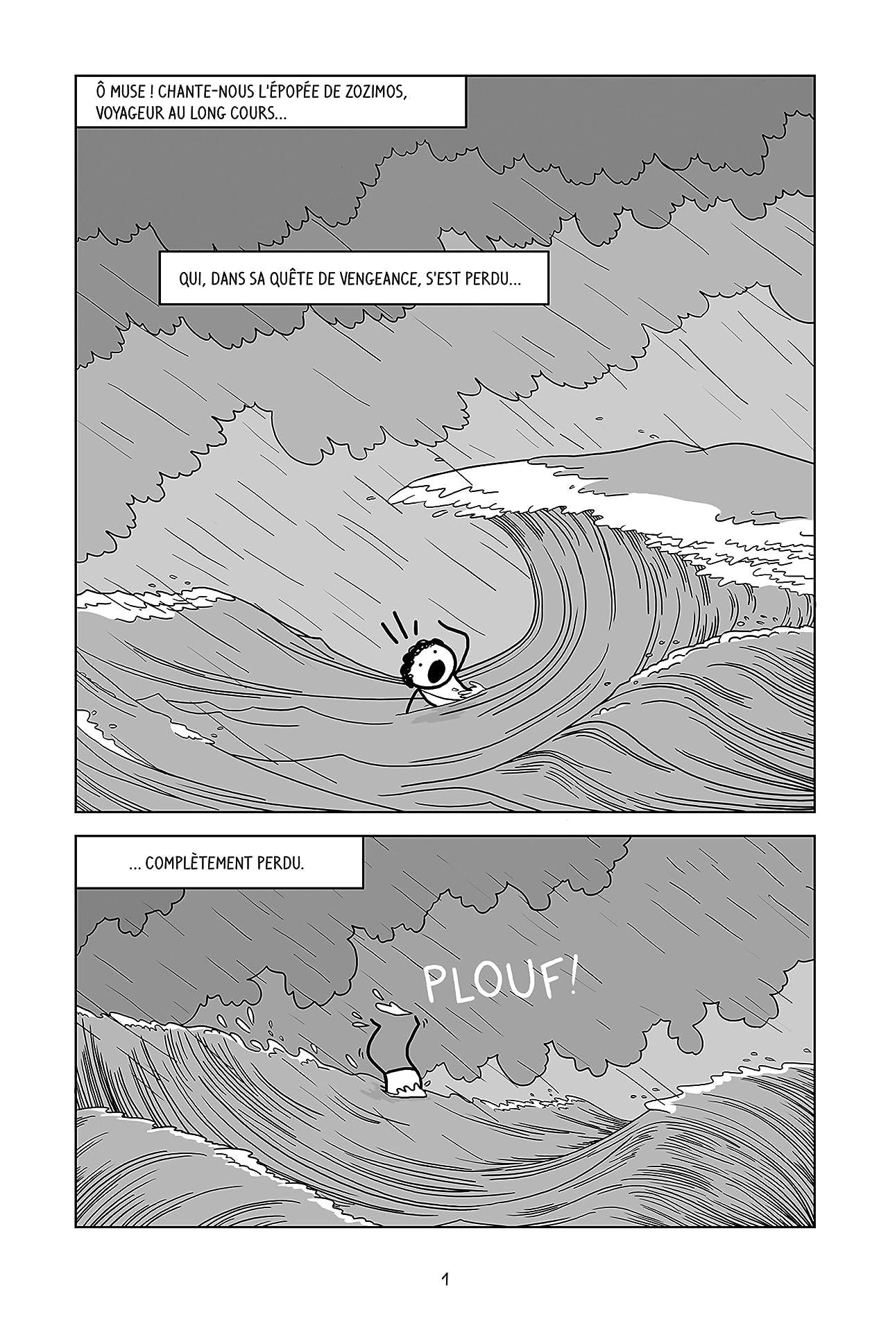 L'Odyssée de Zozimos Vol. 1