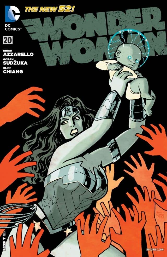 Wonder Woman (2011-) #20