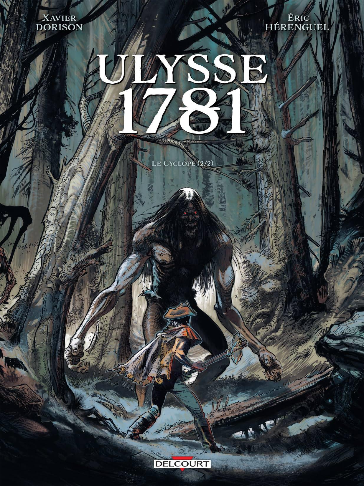 Ulysse 1781 Vol. 2: Le Cyclope 2/2